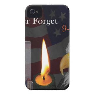 Never Forget 9-11-01 iPhone 4 Cover