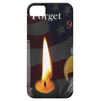 Never Forget 9-11-01 iPhone SE/5/5s Case
