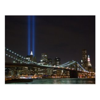 Never Forget 9/11/01 Post Cards