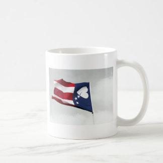 Never Forget 9/11 Broken Hearts Coffee Mug
