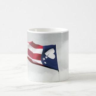 Never Forget 9/11 Broken Hearts Classic White Coffee Mug