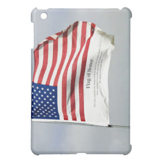 Never Forget 9/11 Flag of Honor iPad shell Cover For The iPad Mini