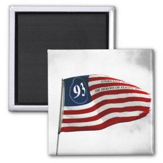 Never Forget 9/11- Flight 93 Magnet