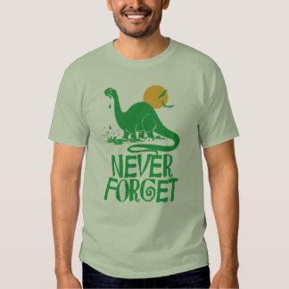 Never Forget Big Dot T-shirt