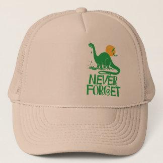 Never Forget Big Dot Trucker Hat