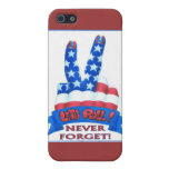 Never Forget Case For iPhone 5
