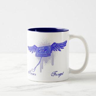 Never Forget (Cassette Tape) Coffee Mug