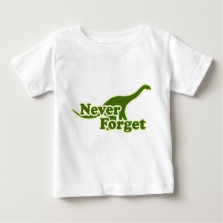 Never Forget Dinosaurs T Shirt