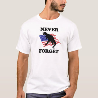 Never Forget, dinosaurs T-Shirt