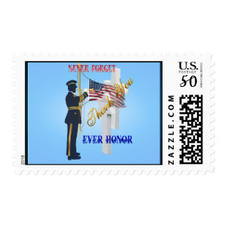 Never Forget-Ever Honor Postage