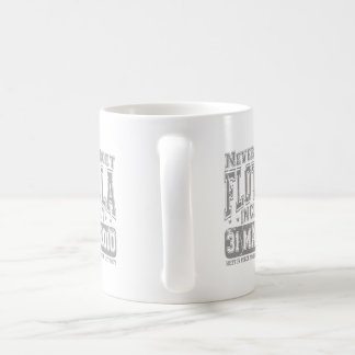 Never Forget Flotilla Incident Coffee Mug