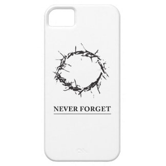 Never Forget iPhone case iPhone 5 Cases