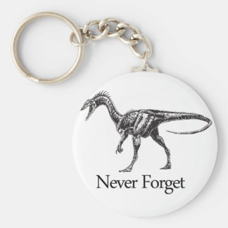 Never Forget Keychains