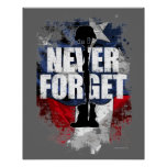 Never Forget (Memorial Day) Print