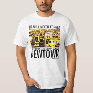 Never Forget Newtown Tragedy Tshirt 3
