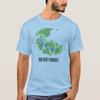 Never Forget Pangaea T-Shirt