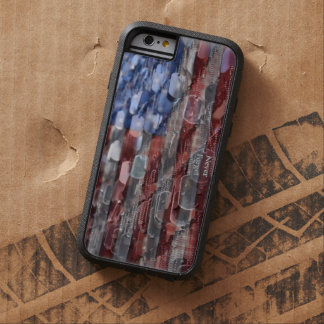 Never Forget phone case Tough Xtreme iPhone 6 Case