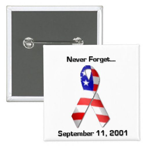 Never Forget Pins
