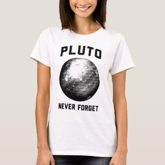 Never Forget Pluto T-Shirt