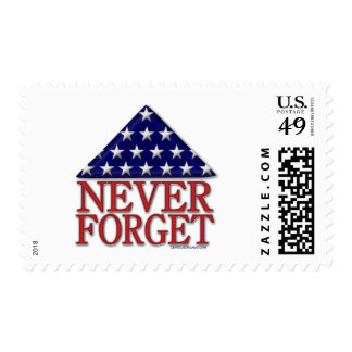 Never Forget Postage