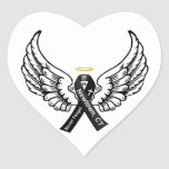 Never Forget Sandy Hook Elementary Heart Stickers