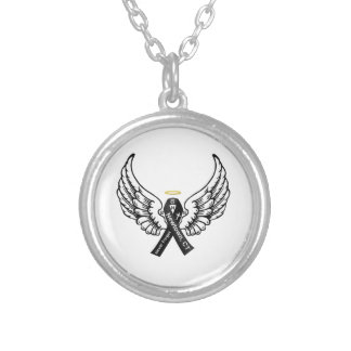 Never Forget Sandy Hook Elementary Silver Plated Necklace