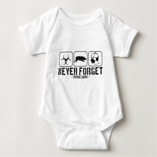 Never Forget - Swine 2009 T-shirts