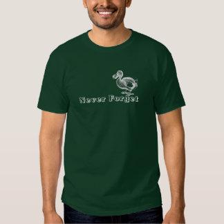 Never Forget The Dodo T-Shirt