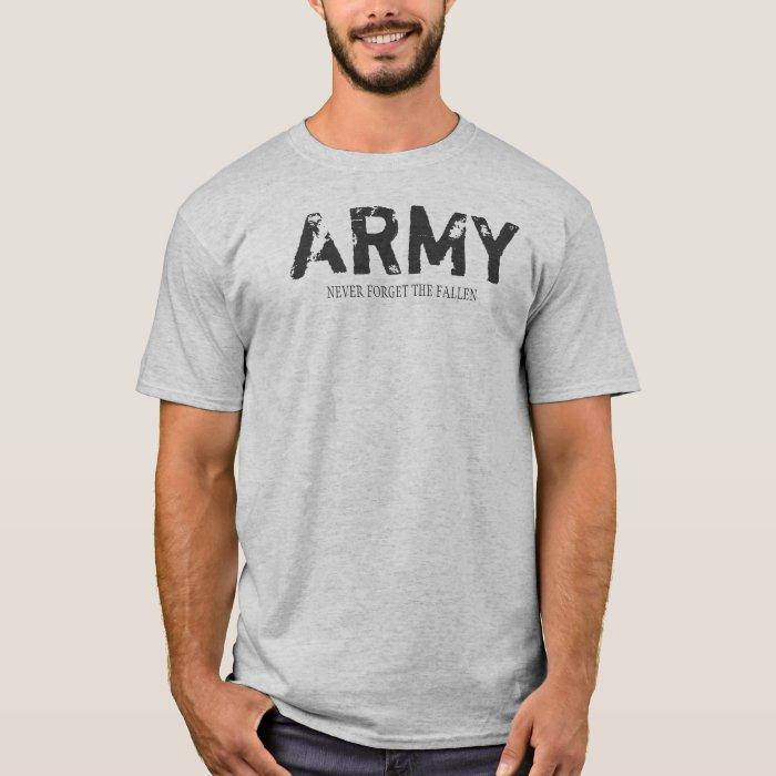 Never Forget the Fallen T-Shirt
