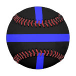 Never Forget Thin Blue Line Baseball