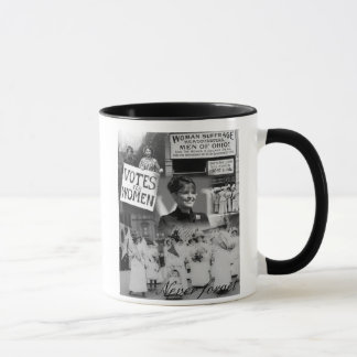 Never Forget!  Women's Suffrage Palin Mug