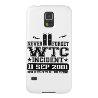Never Forget World Trade Center 11 September 2001 Case For Galaxy S5