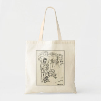 Never Forgetsy Budget Tote Bag