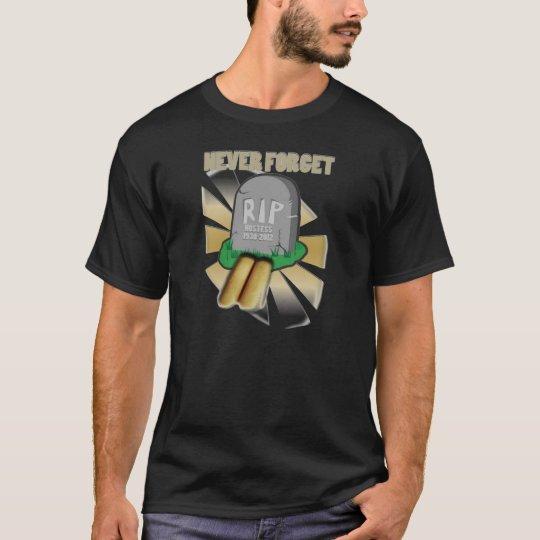 never forgot T-Shirt