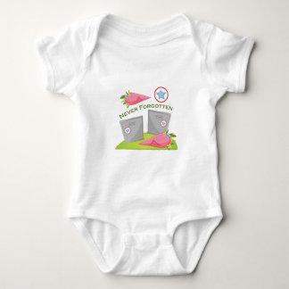 Never Forgotten Baby Bodysuit