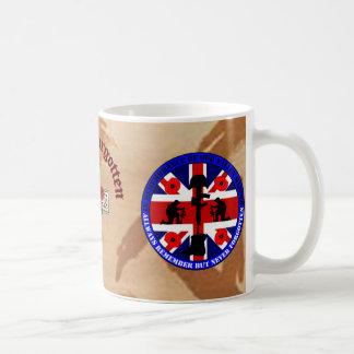 Never Forgotten Classic White Coffee Mug