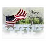 Never Forgotten - Memorial Day Postcards