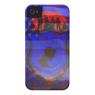 Never Forgotten POW-MIA iPhone 4 Covers