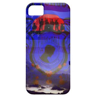 Never Forgotten POW-MIA iPhone SE/5/5s Case
