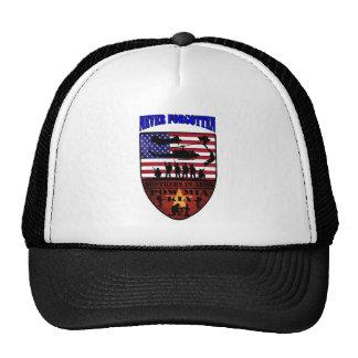 Never Forgotten Trucker Hat