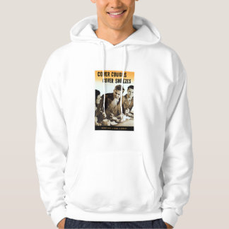 Never Give A Germ A Break -- WWII Hoodie