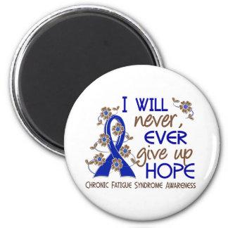 Never Give Up Hope 4 CFS Fridge Magnets