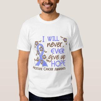 Never Give Up Hope 4 Prostate Cancer Shirt