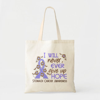 Never Give Up Hope 4 Stomach Cancer Tote Bag