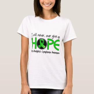 Never Give Up Hope 5 Non-Hodgkin's Lymphoma T-Shirt