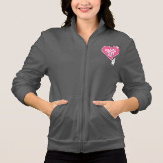 Never Give Up! Jacket