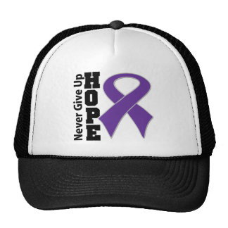 Never Give Up On Hope ITP Awareness Trucker Hat
