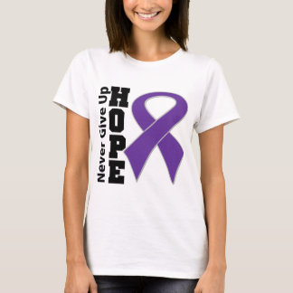 Never Give Up On Hope ITP Awareness T-Shirt