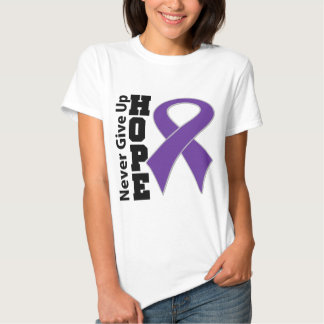 Never Give Up On Hope ITP Awareness Tee Shirt