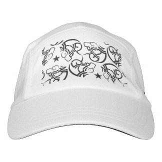 Never give up super amazing & awesome hat